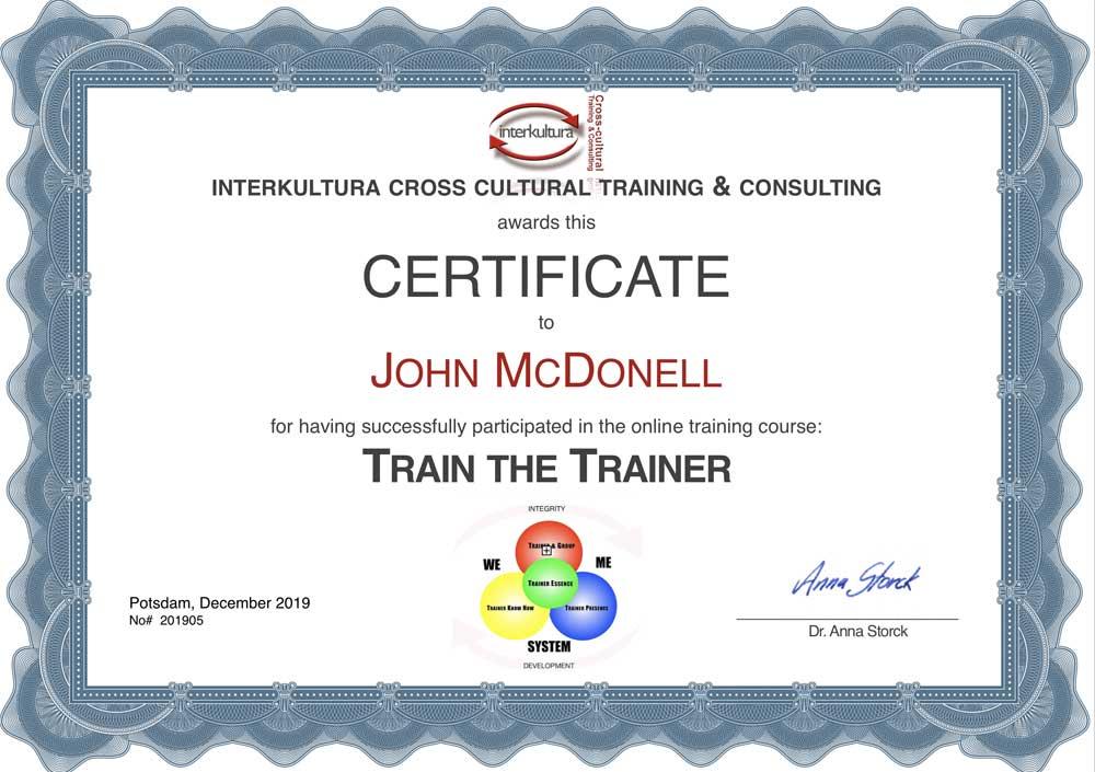 Trainthe-Trainer-Certificat